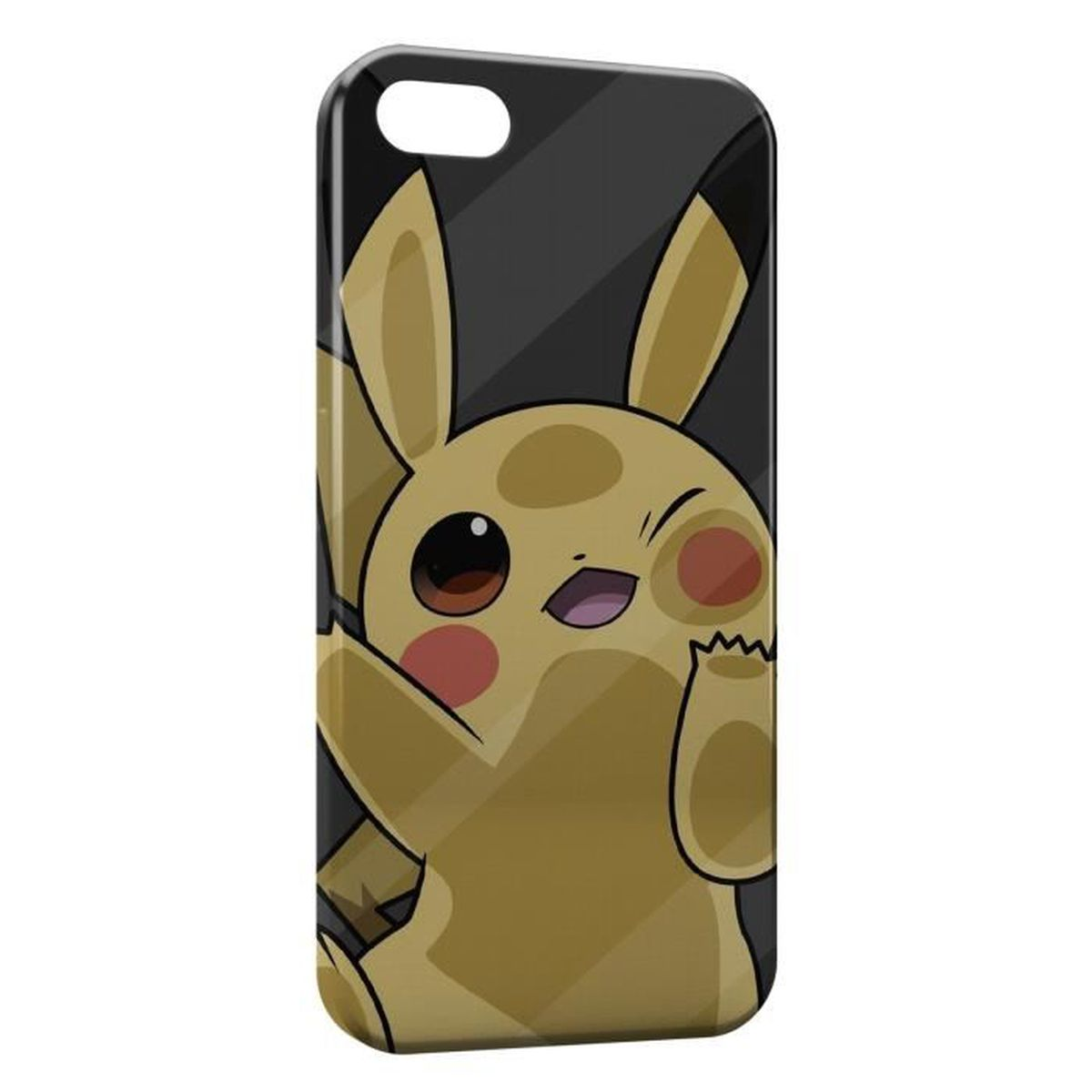 coque iphone 5 pikachu