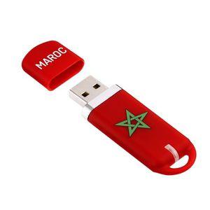 KEYOUEST Clé USB Maroc - 8 Go