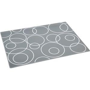 PLANCHE A DÉCOUPER Planche à découper en verre - 30 x 40 cm - Verre -