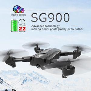 DRONE SG900 2.4Ghz 4CH Attitude Tenir WiFi 1080P débit o