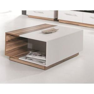Table Basse Design White Achat Vente Table Basse Table Basse