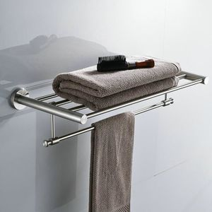 PORTE SERVIETTE Beelee BA7803SS Salle de bain Minimaliste étagère