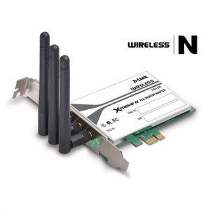 CARTE RÉSEAU  D-Link Carte réseau PCI Wifi 300 mbps DWA-556