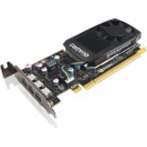 CARTE GRAPHIQUE INTERNE Lenovo 4X60N86656, Quadro P400, 2000 Go, GDDR5
