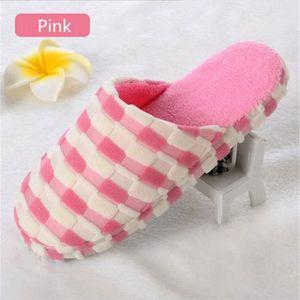 CHAUSSON - PANTOUFLE pantoufles femmes Garder au chaud chausson femme h