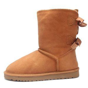 bottes ugg browns