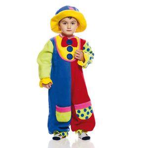 ACCESSOIRE DÉGUISEMENT Costume clown garcon taille 3 ans (82 cm)