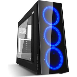 BOITIER PC  SPIRIT OF GAMER Boîtier PC, Chassis Gaming Deathma