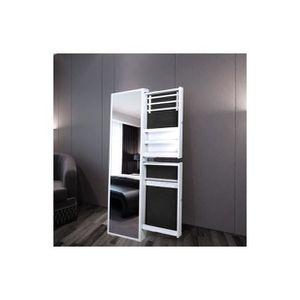 armoire a bijoux avec miroir achat vente armoire a bijoux avec miroir pas cher soldes d s. Black Bedroom Furniture Sets. Home Design Ideas