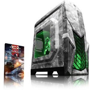 UNITÉ CENTRALE  VIBOX Reptile L524-33 PC Gamer Ordinateur avec War