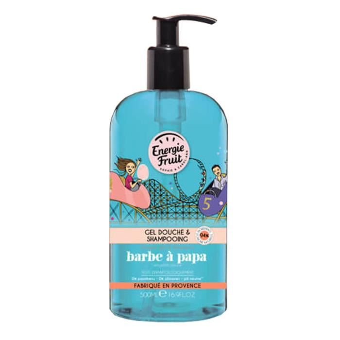 BARBE PAPA Gel douche et shampoingSHAMPOING - SHAMPOING SEC