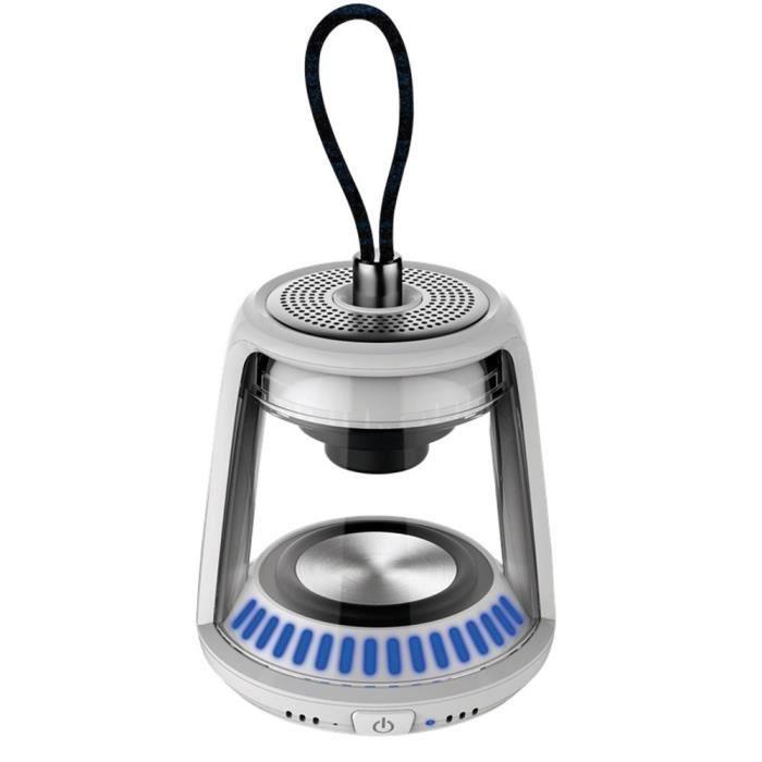Bluetooth Portable Sans Fil Haut-parleur Magnétique Étanche Pour Ios - Android @5624