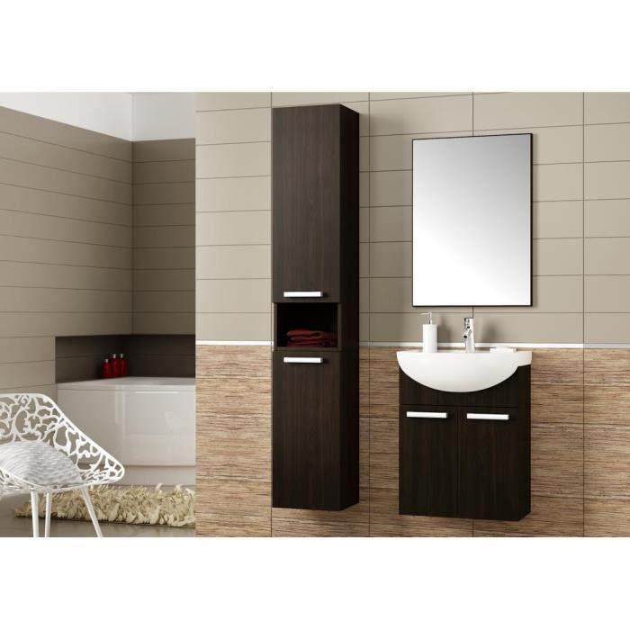 Ensemble meuble salle de bains 4 elements allure achat vente salle de b - Elements salle de bain ...
