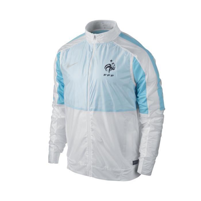 Revolution Jacket Nike Achat Multicouleur Fff Blancbleu Veste aqSWngBq