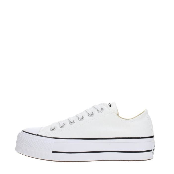 CONVERSE SNEAKERS Femme WHITE, 39