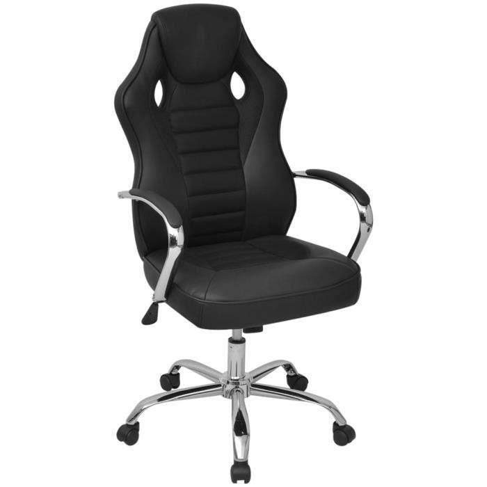 Fauteuil chaise de bureau siege salon Scandinave Contemporain 57 x ...