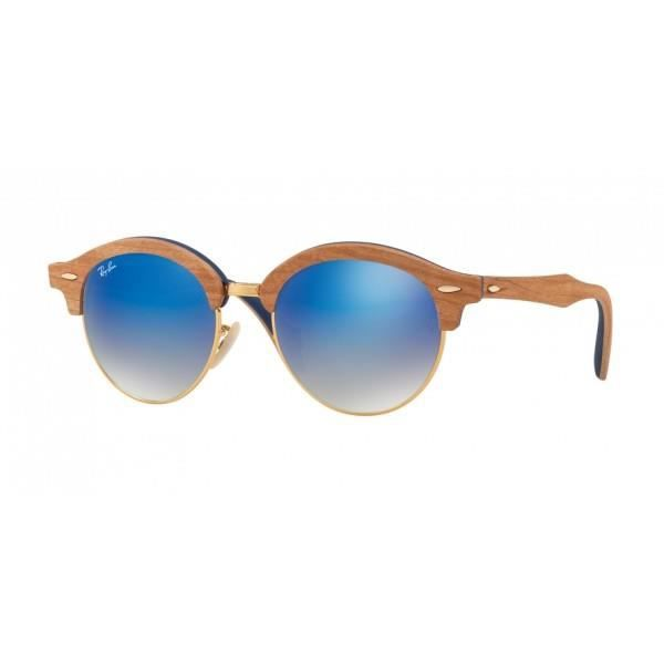 Ray-Ban Clubround Wood RB4246M-11807Q