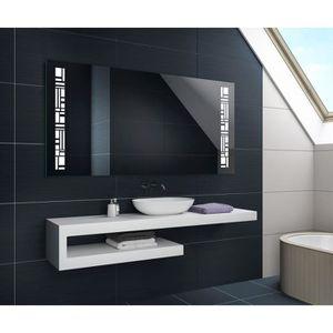 miroir salle de bain 40x60 achat vente pas cher. Black Bedroom Furniture Sets. Home Design Ideas