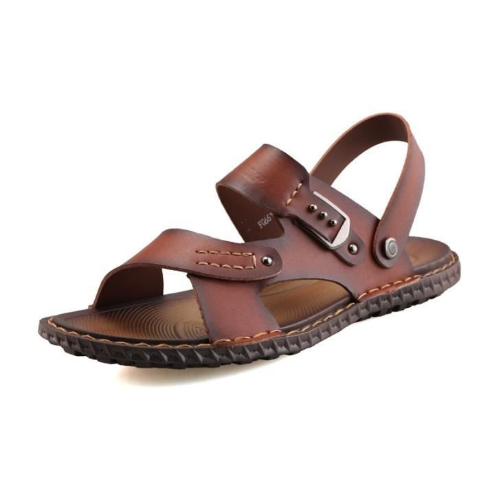 Outdoor Slip-on Chaussures Sandales simple d'homme EosKw4ac9E