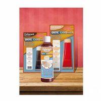 PEINTURE - VERNIS Colorant Oxyde rouge - ONYX COLORTECH - 25 ml