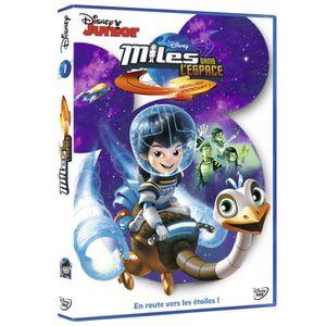 DVD DESSIN ANIMÉ DVD Miles dans l'espace vol. 1 : Décollage immédia