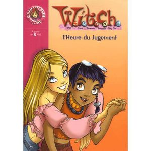 Livre 6-9 ANS Witch Tome 15