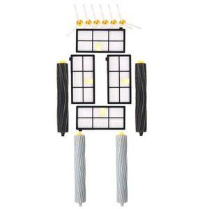 ASPIRATEUR ROBOT  remplaçant Brosse Kit Pièces accessoires pour iRo