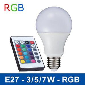 Achat E27 Vente Ampoule Pas Cher Telecommande xoWEQrBdCe