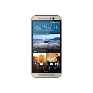 SMARTPHONE HTC ONE M9 GRIS OR Débloqué tout opérateur.
