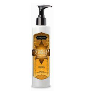 Kama Sutra - pour la crème de rasage lisse   soyeux raser Ultra-rich pour  sensible peau intime caresse coco ananas 1f65f6c4921