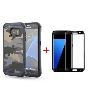 COQUE - BUMPER Samsung Galaxy S7 Edge Coque - Antichoc Coque Sams 5e8cfe011ef1