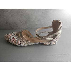 MOCASSIN chaussure libre comme lair liberty vahina