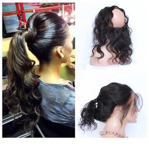 Bande de tissage cheveux naturel pas cher