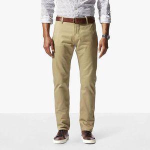 PANTALON Pantalons Dockers Alpha Khaki Slim Tapered L32