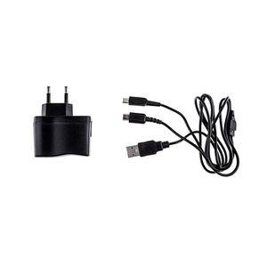 CHARGEUR CONSOLE Multi Chargeur secteur + Cable USB DS Noir Under C