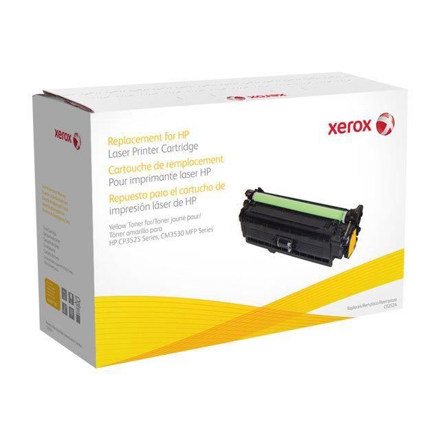 XEROX Cartouche de toner CP3525 - Jaune - Pour HP - 8500 impressions