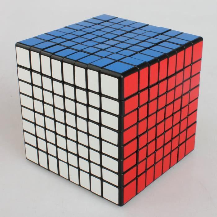 le nouveau rubiks cube 8x8 x8 noir achat vente jeu. Black Bedroom Furniture Sets. Home Design Ideas
