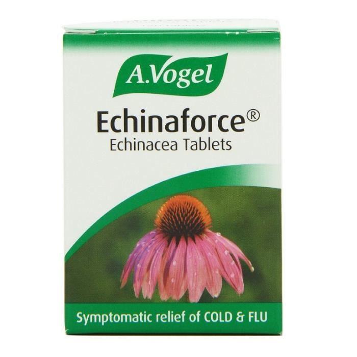 GEL - CRÈME DOUCHE A.Vogel  Gel - 250 mg 120 comprimés Echinaforce Ec