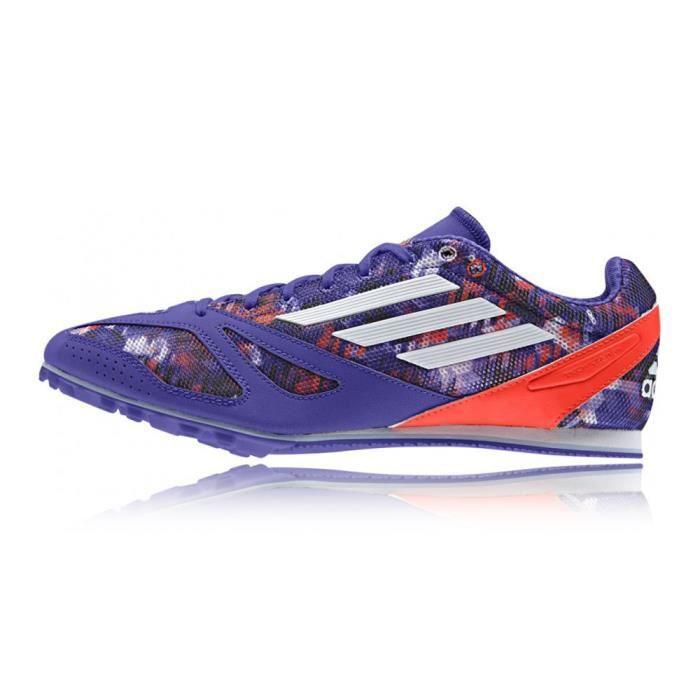 e5e896dcccd7b5 Adidas Techstar Allround 3 Chaussures De Running À Crampons Bleu Unisexe