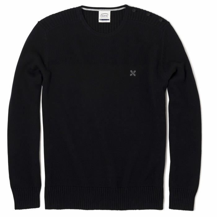 Pull Oxbow homme - Achat   Vente Pull Oxbow Homme pas cher - Cdiscount dae8f48b407