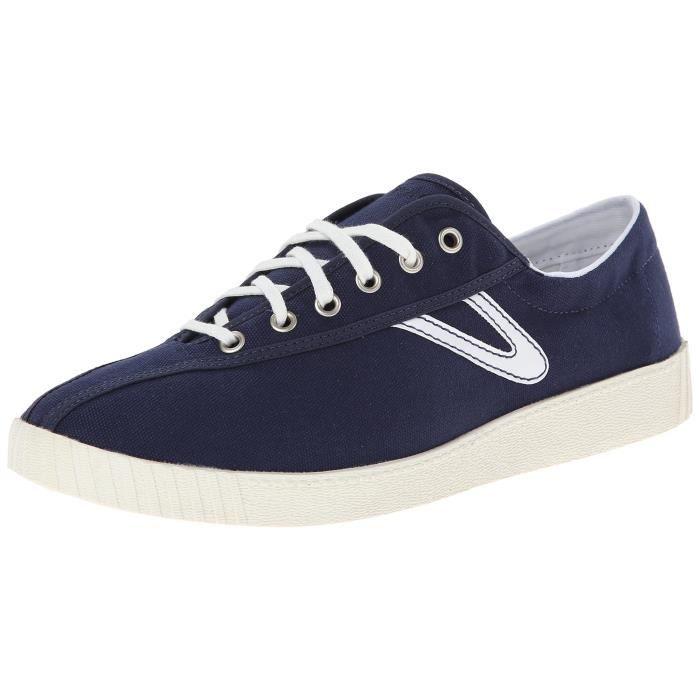 Tretorn Nylite Toile Sneaker Mode IXSAU Taille-39 1-2