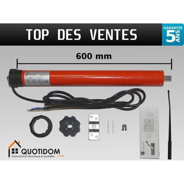 Charmant MOTORISATION VOLET Moteur Tubulaire Radio Quotidom Volet Roulant Ou S