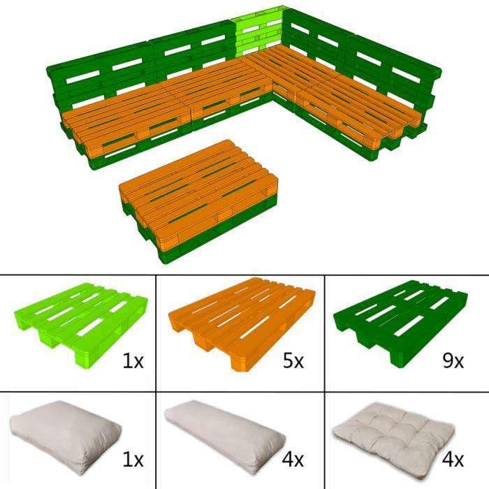 coussin epais pour salon de jardin achat vente coussin epais pour salon de jardin pas cher. Black Bedroom Furniture Sets. Home Design Ideas