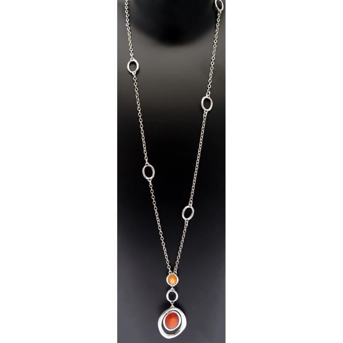 Collier long collection IDYLLEBeige