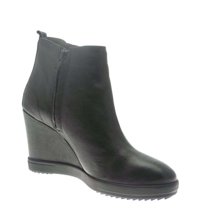 Stonefly Ankle Boots Femme Black Blue