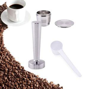 CAFÉ - CHICORÉE Kit Tamper à café pour Nespresso machine à café en