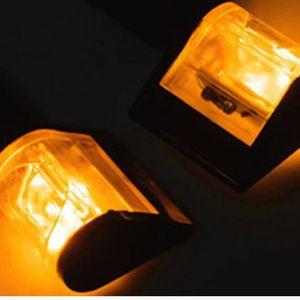 PHARES - OPTIQUES 1 paire de clignotants LED universels pour feux de