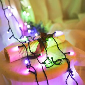 LAMPE A POSER Window Curtain Copper Bulb Lights String Party Dec