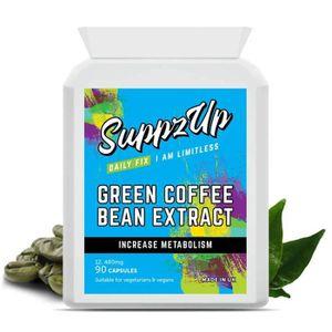 COMPLÉMENT MINCEUR Extrait de café vert de Suppzup 5000mg 90 perte de