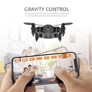 DRONE Anself RS535 Drone pliable avec caméra 480P Geste